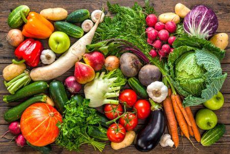 Fruits legumes 450