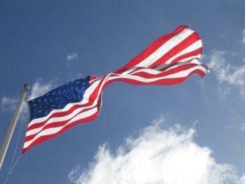 Usa drapeau 350