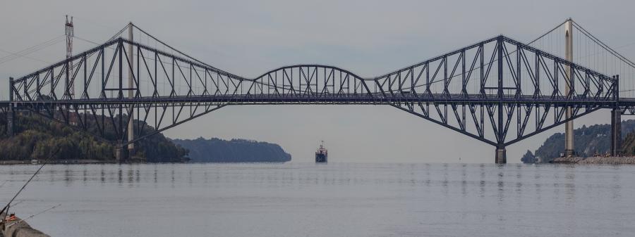Rachat du pont de Québec
